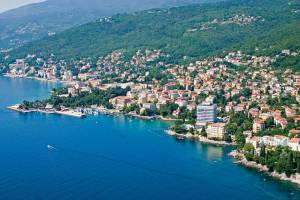 Opatija Riviera - Aerial View