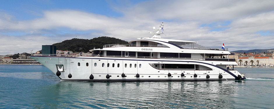 Adriatic Cruise MS Desire