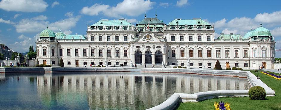 Vienna to Warsaw Escorted Tour