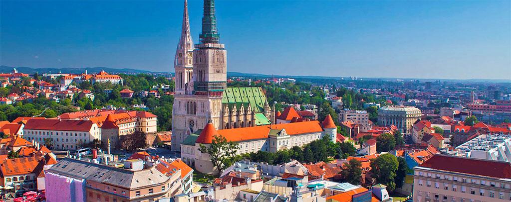 Zagreb to Dubrovnik Escorted Tour
