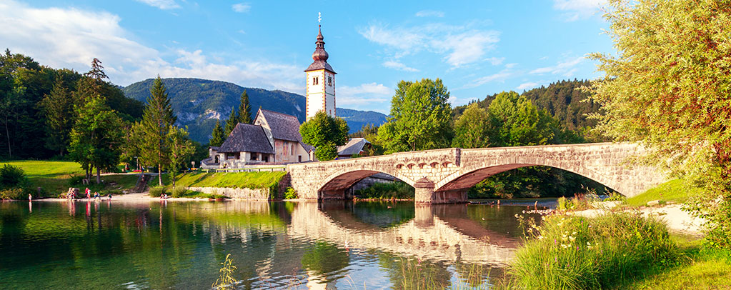 Experience Slovenia Escorted Tour