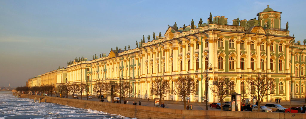 Little Tour of Russia, Moscow and St Petersburg