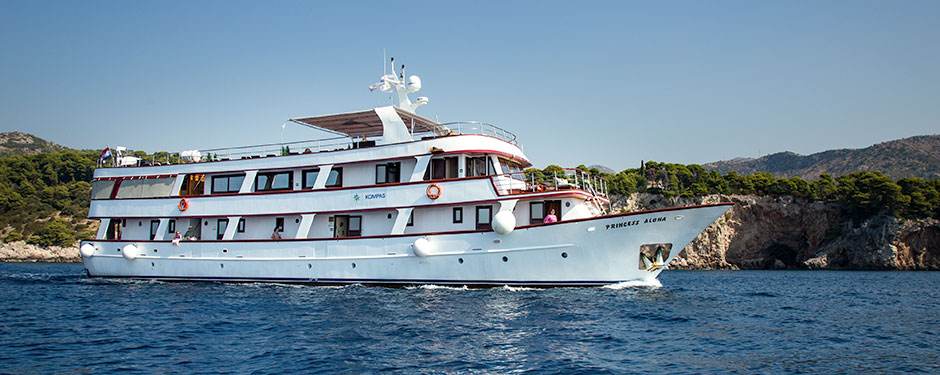 Adriatic Cruise M/S Princess Aloha & M/S Karizma