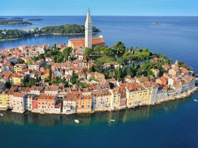 Adriatic Cruise Stella Maris Rovinj Croatia