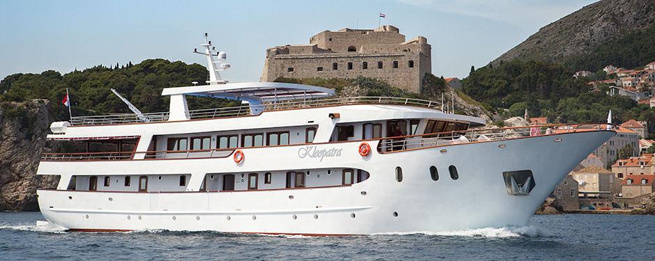 Adriatic Cruise M/S Kleopatra