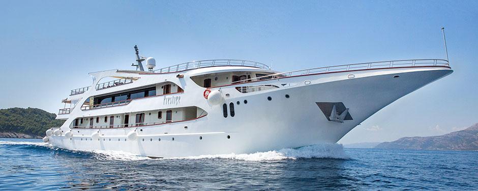 Adriatic Cruise M/S Prestige