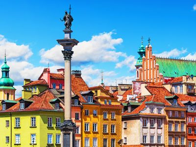 Warsaw-to-Budapest-Escorted-Tour