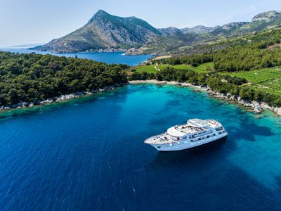 Zadar to Dubrovnik Cruise with Lori Wolf Clark
