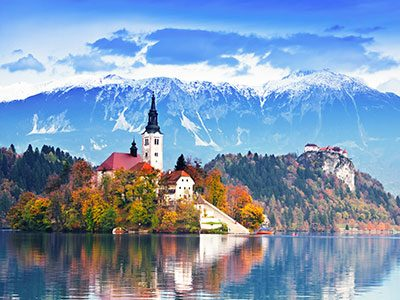 K248 Slovenia & Croatia with 7-Day Adriatic Cruise