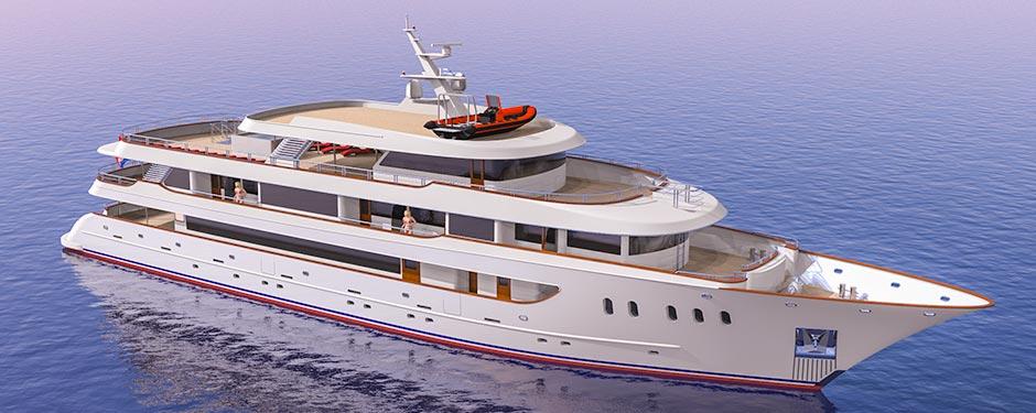 My Wish small ship Croatia Adriatic cruises