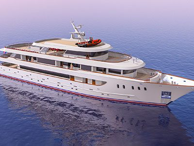 K241 Adriatic cruise Croatia