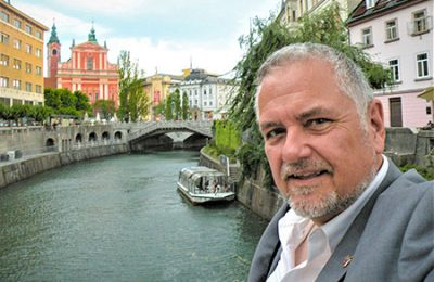 Dine & Dance Across Slovenia with Joe Valencic